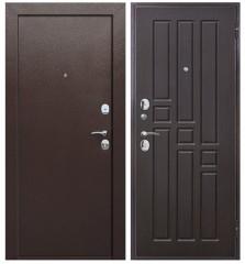 Дверь Цитадель Гарда 8мм. венге внутреннее открывание