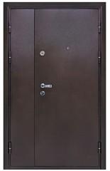 Двустворчатая дверь Йошкар-Ола металл/металл 1200-1300