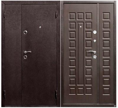 Двустворчатая дверь Йошкар-Ола Венге 1200-1300