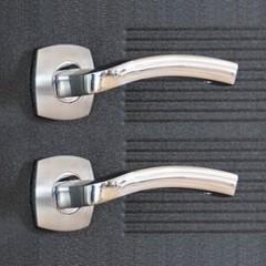 Ручки для двери Аллегро ДК хром