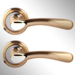 Ручка дверная Koro матовое золото