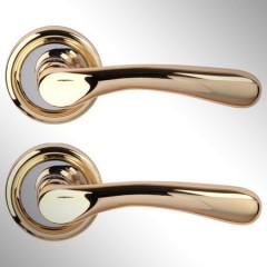 Ручка дверная Koro золото