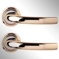 Ручка дверная Lery золото
