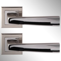 Ручка дверная Side матовый никель