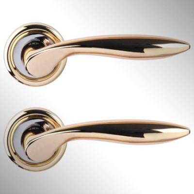 Ручка дверная Vero золото