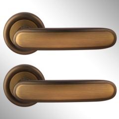 Ручка дверная Wuhu эспрессо
