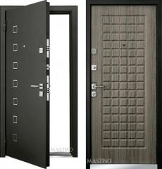 Дверь Mastino Area каштан