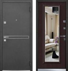 Дверь Mastino Parco Венге с зеркалом