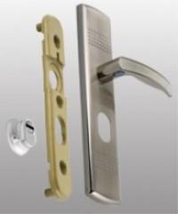 Комплект дверных ручек мастер-лок  (форпост)  ml100
