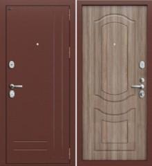 Дверь Грофф Р 2-200 темный орех