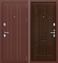 Дверь Groff P2- 203 тиковое дерево