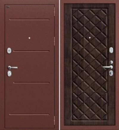 Дверь Грофф Р2-204 темная вишня