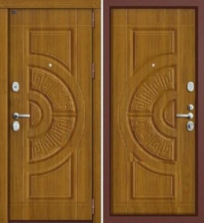 Дверь Грофф Р3-302 золотой дуб