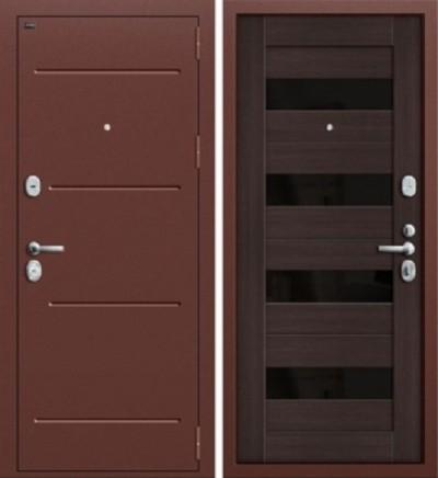 Дверь Грофф Т2-223 венге вералинга