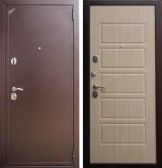 Дверь Zetta ЕВРО2 Б2 беленый венге
