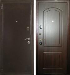 Металлическая дверь Зетта  ЕВРО2 Б2