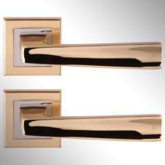 Ручка дверная Side матовое золото