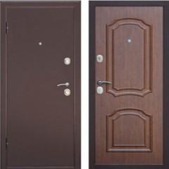 Дверь Интерио темный орех