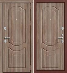 Дверь Грофф Р3-300 темный орех