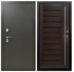 Дверь Бордо орех темный 3К