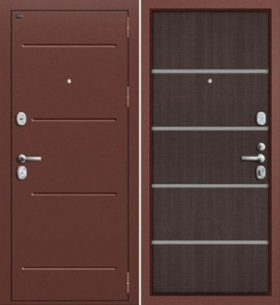 Дверь Groff T2-204 венге кроскут